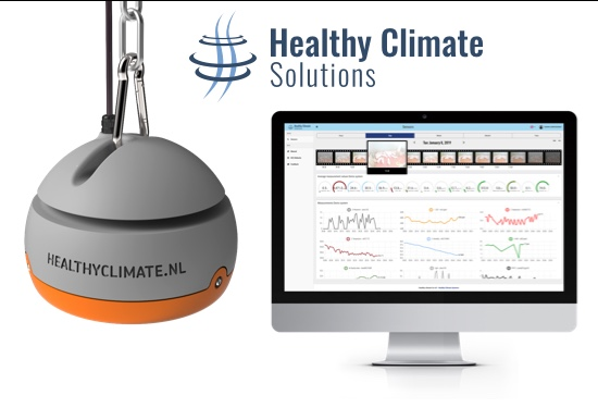 Healthy Climate Monitor
